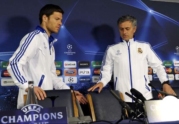 Xabi Alonso: José Mourinho es un líder