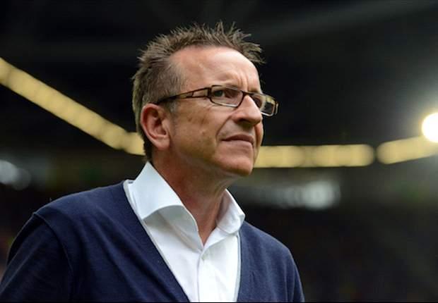 Norbert Meier soll Arminia Bielefeld vor dem Abstieg retten