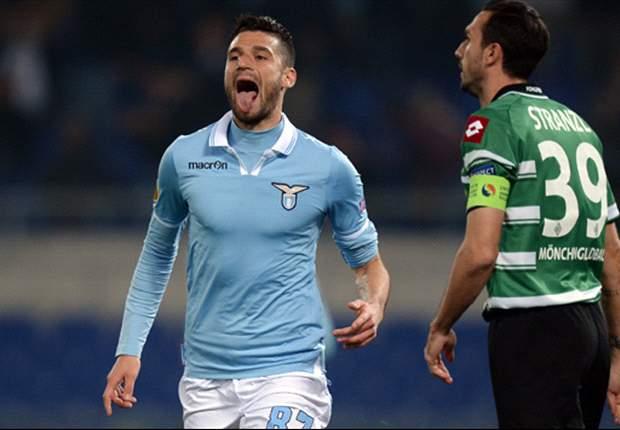 Lazio-Borussia M'Gladbach 2-0: Tutto troppo facile, l'Aquila vola agli ottavi