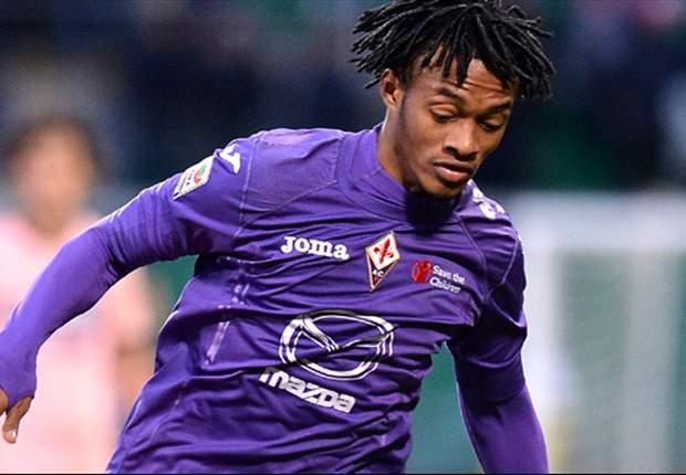"""Cuadrado non è certo di rimanere alla Fiorentina: """"Non dipende soltanto da me"""""""