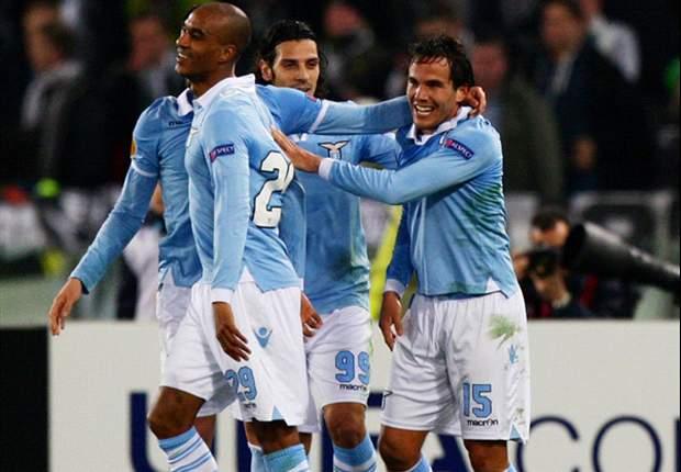 REVIEW Liga Europa: Lazio Lewati Borussia Monchengladbach