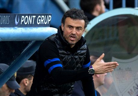Luis Enrique statistically Europe's best
