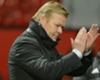 Koeman: We preyed on Man Utd nerves