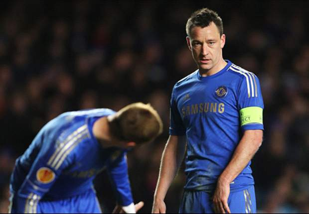 'It's not the best but we're through' - Terry disappointed with Chelsea display against Sparta Prague