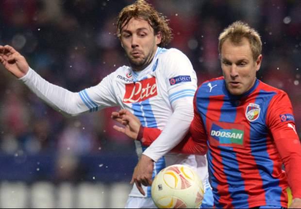Viktoria Plzen-Napoli 2-0: Game over per gli azzurri, agli ottavi vanno i cechi
