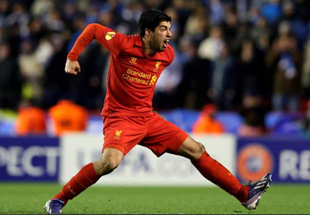 Suarez is refusing to commit to Liverpool