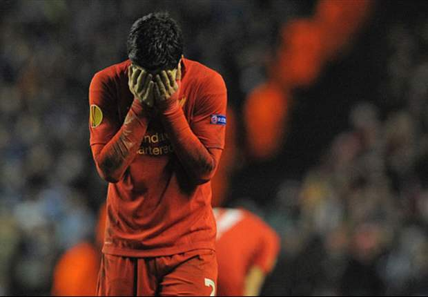 Suarez's wife tells Liverpool striker to improve his behaviour