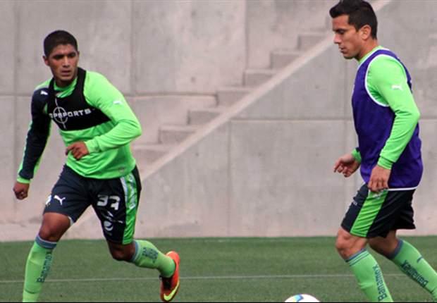 El 'Chato' Rodríguez lamenta la falta de gol ante Atlas