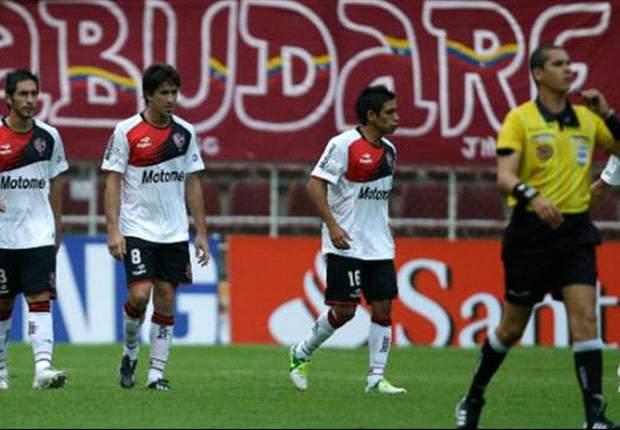Deportivo Lara 2x1 Newells Old Boys: venezuelanos vencem e embolam o grupo