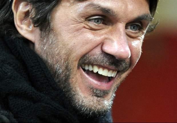 Paolo Maldini, homenajeado por un libanés fanático de Milan