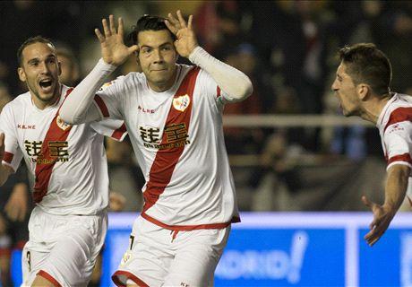 Rayo 2-0 Las Palmas: Calificaciones