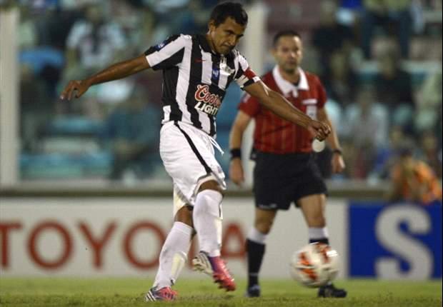 Libertad va por una victoria ante Palmeiras para liderar su grupo
