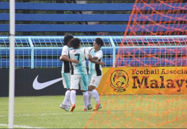 Harimau Muda 'B' 0-1 Albirex Niigata (S): Young Tigers unlucky against White Swans