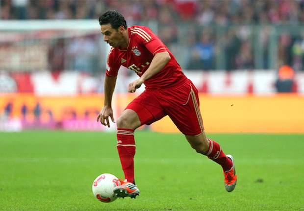 Claudio Pizarro quiere renovar con el Bayern Múnich