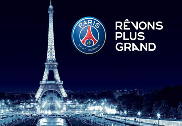 Paris Saint-Germain unveils new club emblem