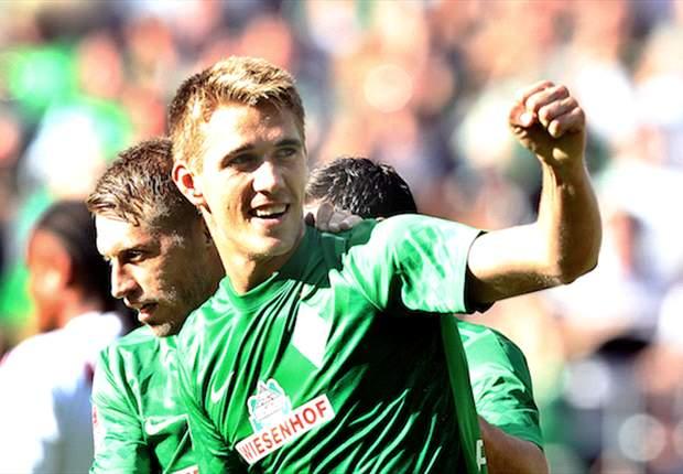 """Aaron Hunt vom SV Werder Bremen: """"Weiß nicht, warum ich auf der Bank bin"""""""