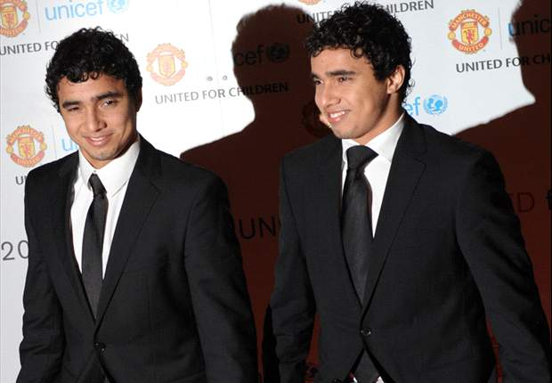 Rafael leaving Fabio behind with Manchester United progress