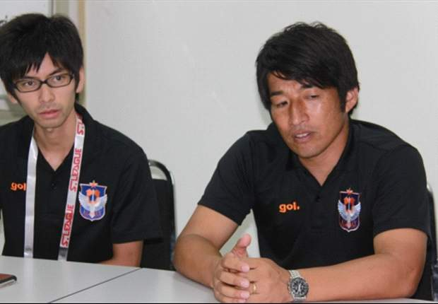 Sugiyama: It was a hard game for us