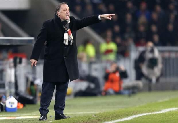 'Anzhi ziet in Advocaat nieuwe trainer'