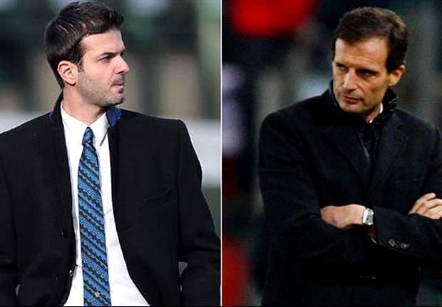 Analisi - Inter e Milan sull'altalena: Stramaccioni e Allegri uguali e contrari, il derby può cambiare ancora la stagione delle milanesi