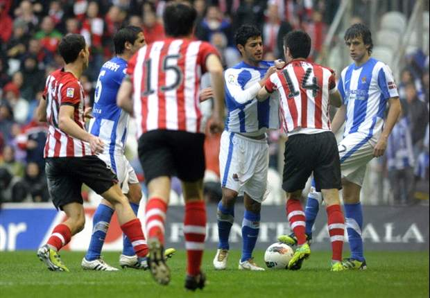 Athletic de Bilbao - Real Sociedad: Sigue en vivo la Liga BBVA en Goal.com