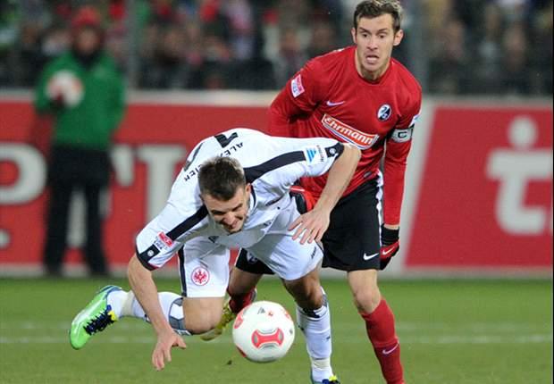 Frankfurt hat Königsklasse ganz dicht vor Augen - Freiburg bleibt auf Europa-League-Kurs