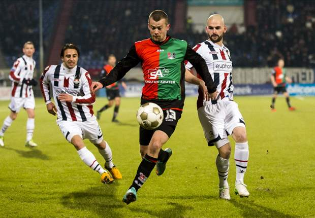 Willem II mist Mulder in degradatiekraker