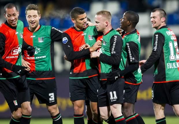 Dibekuk NEC Nijmegen, Willem II Makin Terbenam