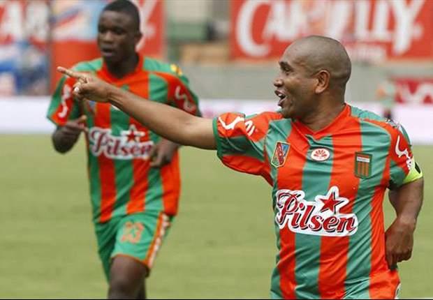 Con Néider Morantes de nuevo como salvador, Envigado derrotó 1-0 a Equidad