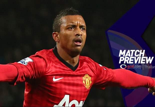 PREVIEW QPR - Manchester United: Kesempatan Perlebar Jarak
