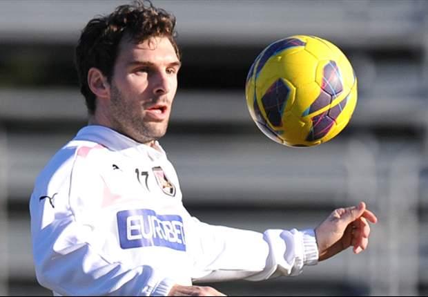 Mauro Boselli, nuevo jugador del León