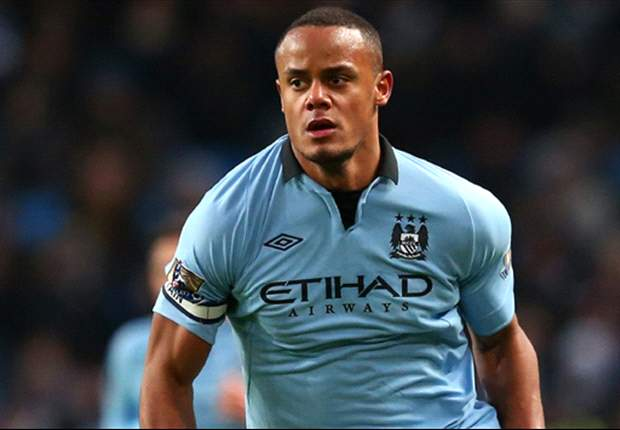 Mancini admits Kompany is unlikely to face Aston Villa