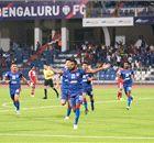 LIVE: Bengaluru FC - Sporting Clube de Goa