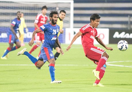Bengaluru FC trio released from India camp