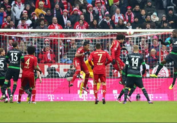 Bayern-Werder 6-1: Devastante il rullo bavarese, sei goal e sesta vittoria consecutiva