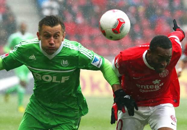Trotz Überzahl: Mainz gegen Wolfsburg nur Remis