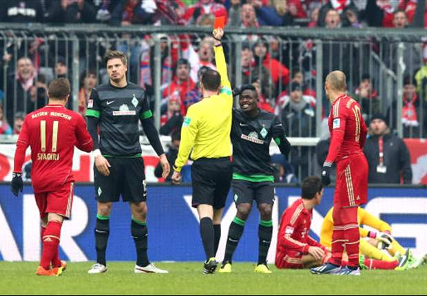 Bayern Munich Hancurkan Werder Bremen