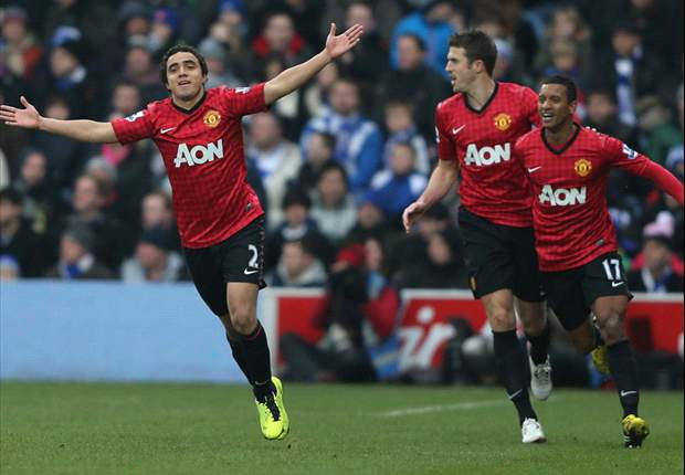 Fabio: I wanted to celebrate Rafael's goal, but I was sat next to the QPR president!