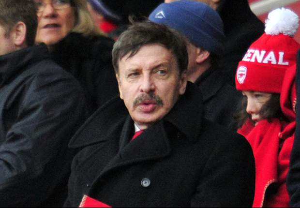 Arsenal driven by trophies, insists Kroenke