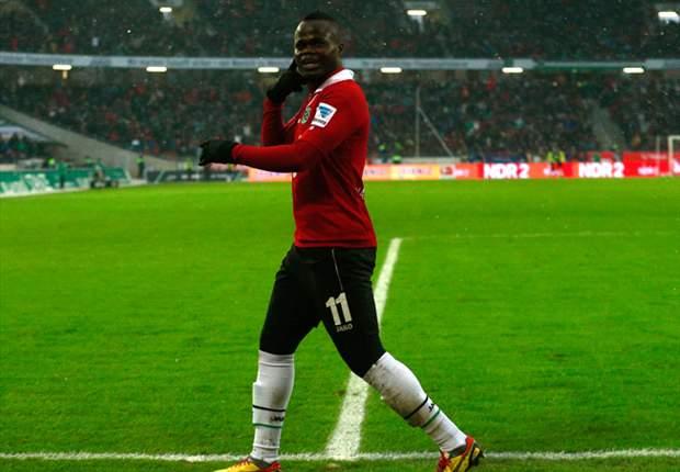 Didier Ya Konan droht Hannover 96 lange auszufallen