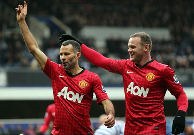 TEAM NEWS: Rooney, Rio & Giggs all left out for Manchester United's trip to Sunderland