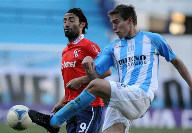 Independiente - Racing: Sigue en vivo la Liga Argentina en Goal.com