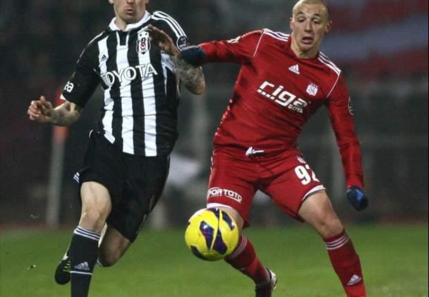 Besiktas und Trabzonspor im Gleichschritt