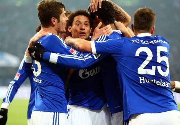 Schalke setzt Aufwärtstrend auch in der Liga fort