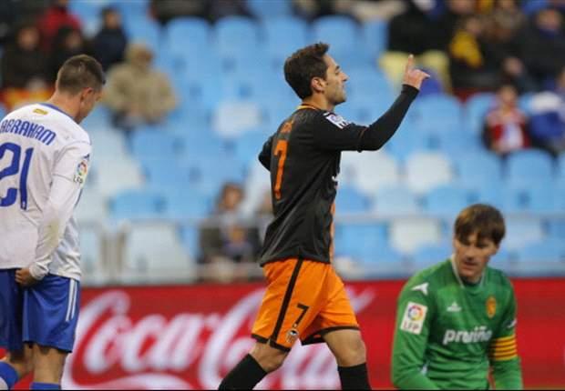 Jonas quer cumprir seu contrato com o Valencia