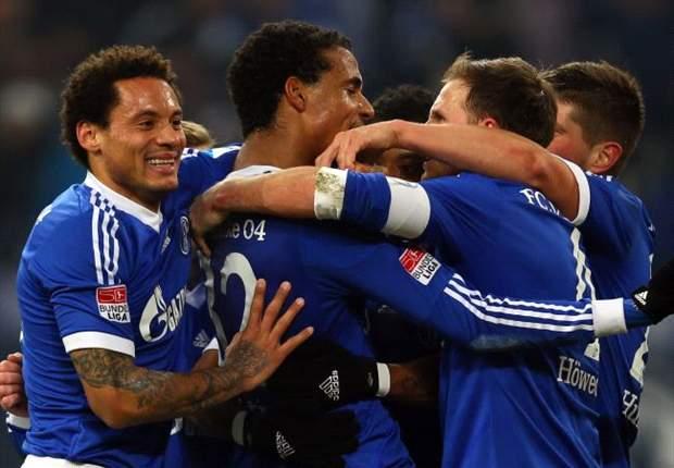Schalke 2 x 1 F. Dusseldorf: zagueiro marca dois e donos da casa vencem