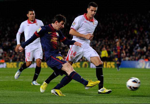 A Messi sólo le falta el Celta