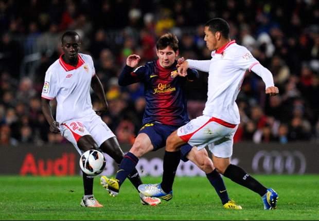 FC Barcelona setzt sich mit einem Arbeitssieg gegen den FC Sevilla durch