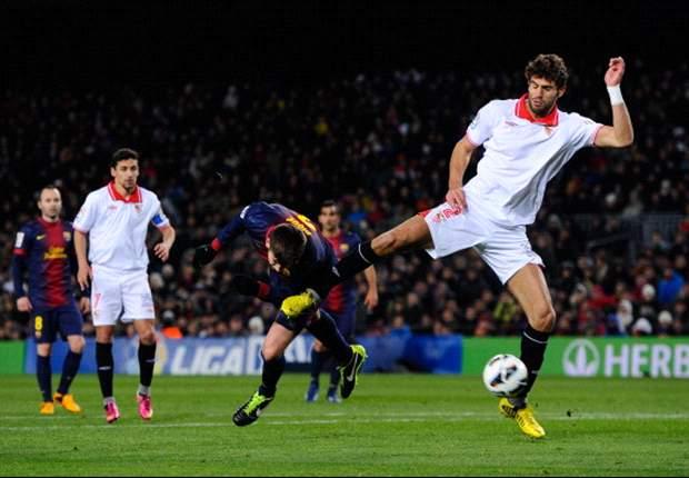 ESP - Le Barça ne rassure pas
