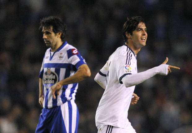 Ronaldo is the most complete player there is - Kaka